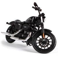 Maisto 1:18 Harley 32326 2014 Sportster IRON 883 MOTORCYCLE BIKE Model