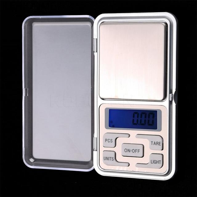 Электронные цифровые ювелирные весы 0,01 г Мини ЖК-цифровые весы инструмент ювелирные изделия с бриллиантами Золото Bijoux Стерлинговое Серебро Вес весы