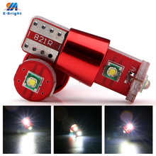 High Quality 4pcs 12V T10 Canbus 3 SMD LED Bulbs Error Free Car lights Replacement License Plate Clearance Lights Free Shipping new generation all in one high beam error free 9005 hid lights for madza 3