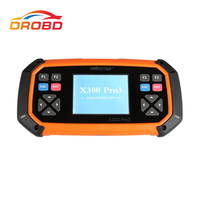 OBDSTAR X 300 X300 PRO3 Key Master with Immobiliser + Odometer Adjustment +EEPROM/PIC+OBDII Standard Version Package