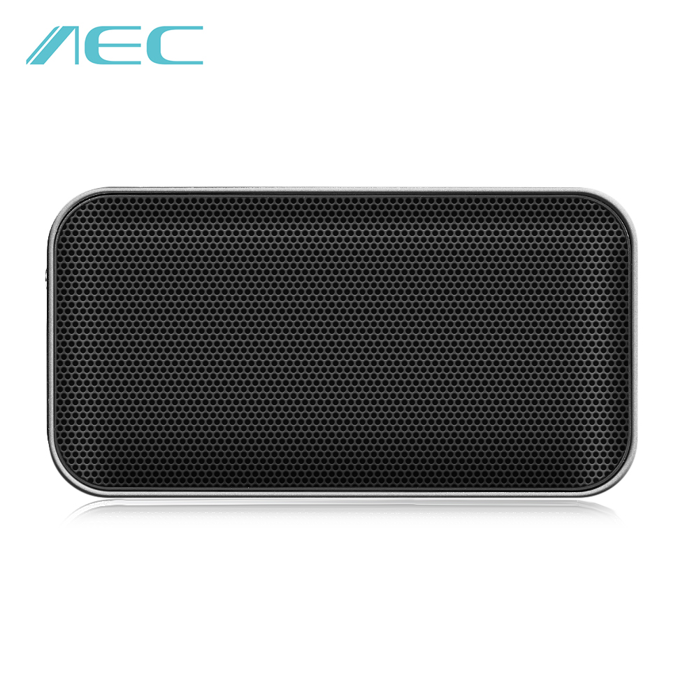 2017 New AEC BT - 207 Mini Wireless Bluetooth Speaker Portable Music Player Bluethooth With Strap For Phone Bike Bicycle
