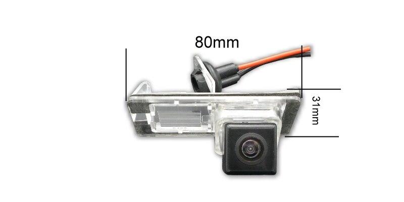 For Renault Megane II III Megane 2 3 2002-2018 Night Vision Rear View Camera Reversing Camera Car Back up Camera HD CCD Vehicle (5)