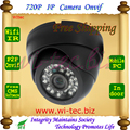 WIFI Antena Incorporada 720 P 1.0MP Domo para Interiores Cámara IP Megapixel ONVIF P2P Seguridad Cctv Cámara IR Cut Filtro lente