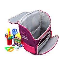 Orthopedic School Backpack for Kids Children School Bags for