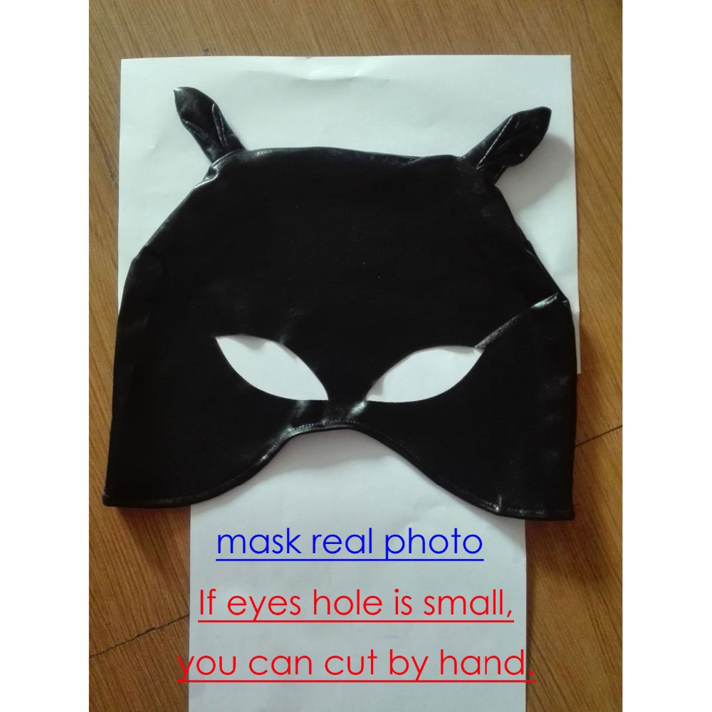 Umorden Halloween Kostuums Volwassen Vrouwen Leer Motorrijdersjas Cat - Carnavalskostuums - Foto 5