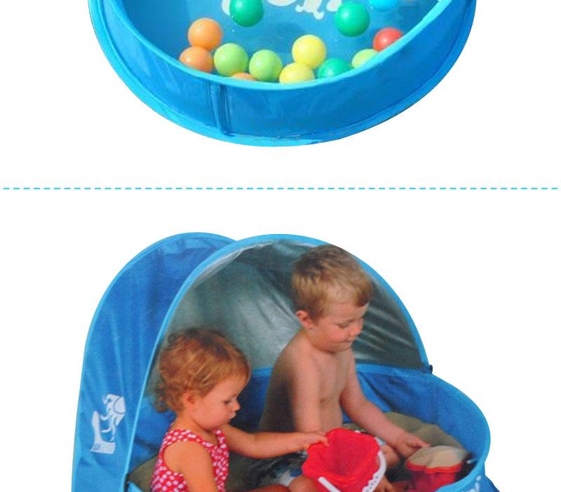 Piscina de brinquedo infantil, piscina à prova