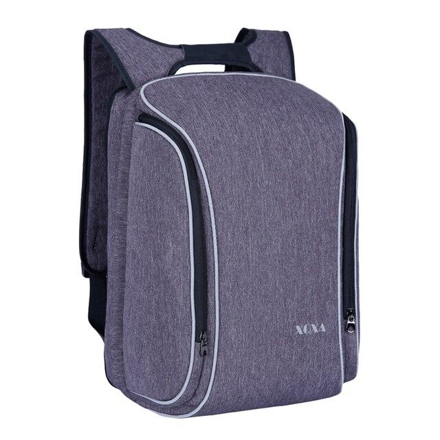 6cfa71695 XQXA mochila hombres Preppy escuela mochilas para niño niña adolescentes de  la escuela bolsas de gran capacidad portátil mochila bolsa de