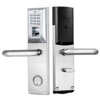 Расширенный быстрой идентификации электронный замок Smart отпечатков пальцев замок Keyless пройти товара Doorlock