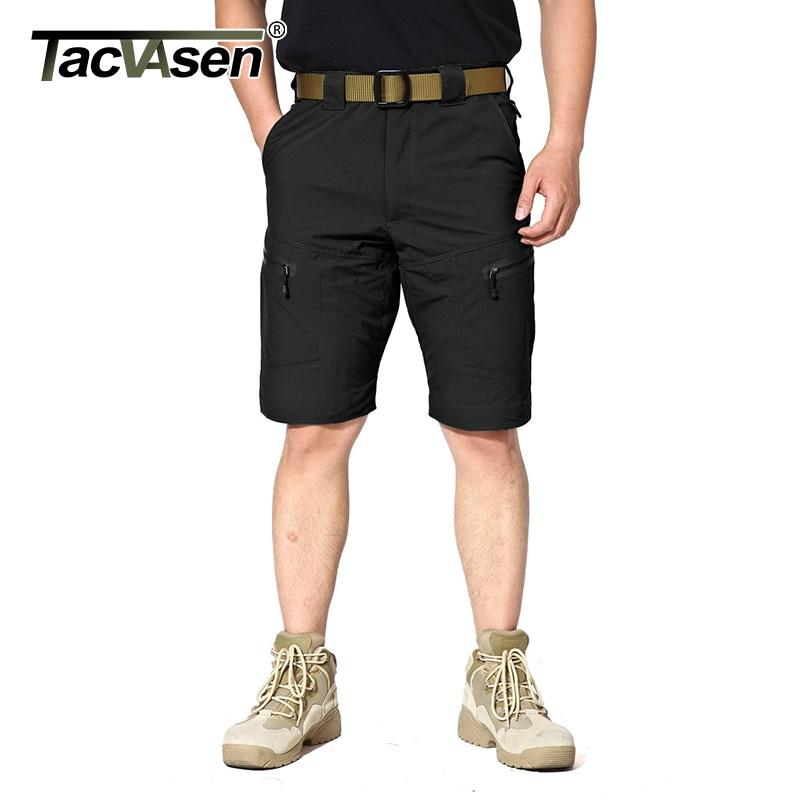 TACVASEN IX9 Summer Breathable Tactical Shorts Men Army Shorts Combat Military Cargo Shorts Quick Drying Shorts TD-YCXL-022-1