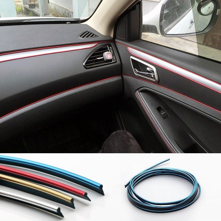 5m Car Decorative Filler Strip Kia K2 K3 K5 Sorento