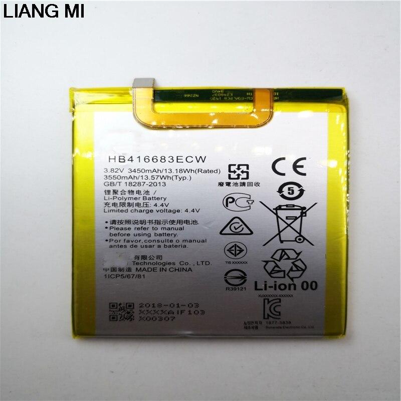 Nouveau 3550 mAh HB416683ECW Batterie de téléphone portable Pour Huawei Google Nexus 6 P H1511 H1512 avec Outils De Réparation pour le cadeau