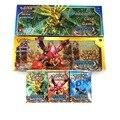 17 ШТ. Pokemon ex карты мега Карт партия Игры Игрушки Франко Карты pokemon Pokeball идти сбора детей Игрушки Подарки