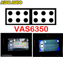 AIDUAUTO For Audi VW Skoda Seat Original Rear Viewer Camera Calibration Tool VAS6350
