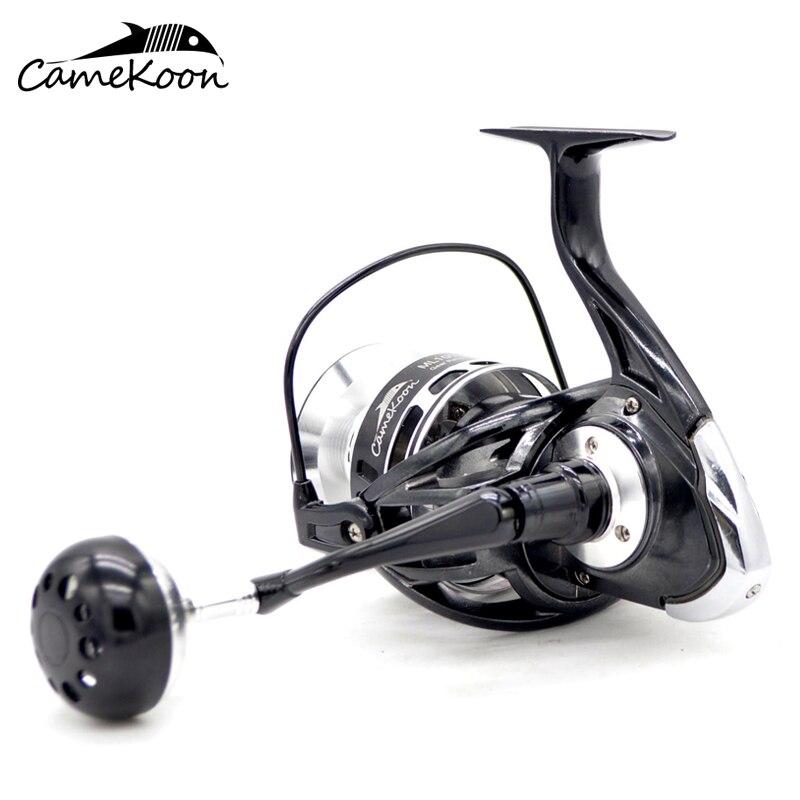 CAMEKOON 12 + 1 Rolamentos Spinning Reel