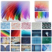 Newest Fashion Trent Colorful Hard Protective Shell Matte Case Cover For 11 12 13 15 Inch