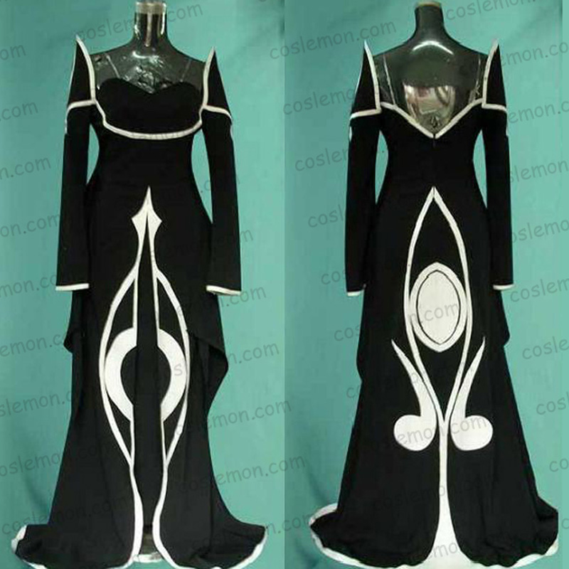 xxxHOLiC Yuko Ichihara Cosplay Costume Halloween Uniform Black Sexy Party  Dress Make Up Party Outfit Custom made-in Anime Costumes from Novelty &  Special ...