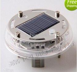 Einfach Heißer-verkauf Solar Auto Dekoration Lampe Felge Licht Reifen Licht Wind Feuer Räder Solar-lampe