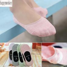 10 шт. = 5 пар новой весны и лета 2016 MS новые цветные контактные женщин носки тапочки классический