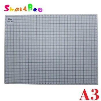 Полупрозрачный коврик для резки A3, доска для создания рисунков, подложка для ножей, основа Estera de corte Base de corte para Patchwork 45 см x 30 см