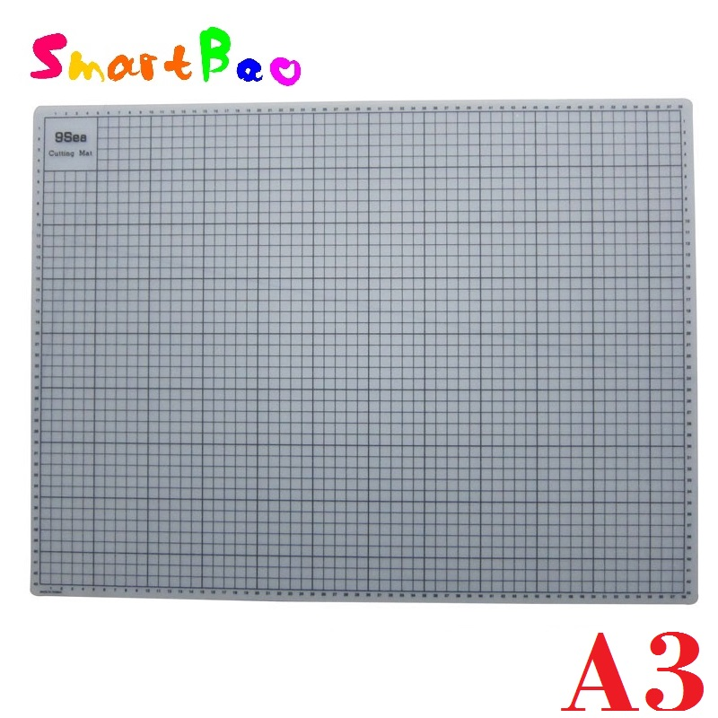 A3 Translucent Cutting Mat Board Sculpture Knife Backing Board Estera De Corte Base De Corte Para Patchwork 45cmx30cm