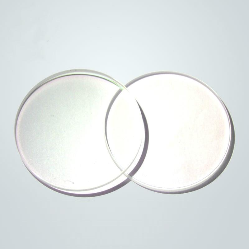 30*5 milímetros JGS1 material de quartzo janelas
