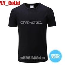 New Men TShirt VFR 750 800 V4 Motorcycle Printed T Shirt Size-XS-XXXL Men's T-sh