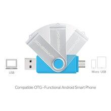 New Wansenda Usb2.0 OTG USB flash drive Smart Phone Tablet PC 4GB 8GB 16GB 32GB 64GB 128GB Pendrives OTG Real Capacity Usb stick