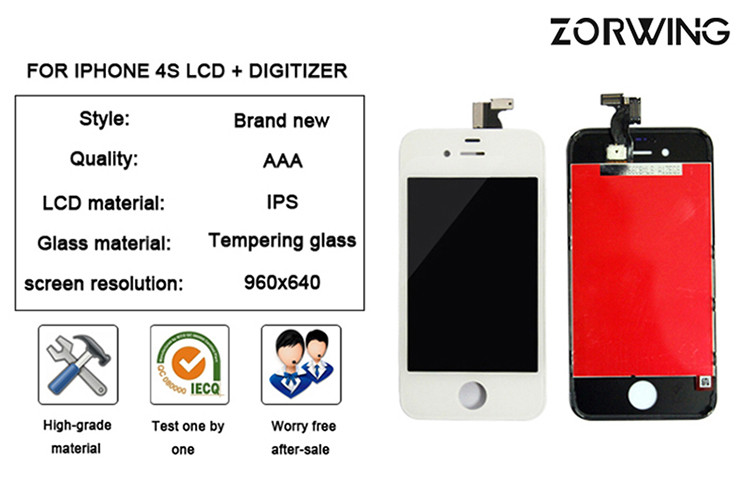 for iphone 4s lcd screen 6