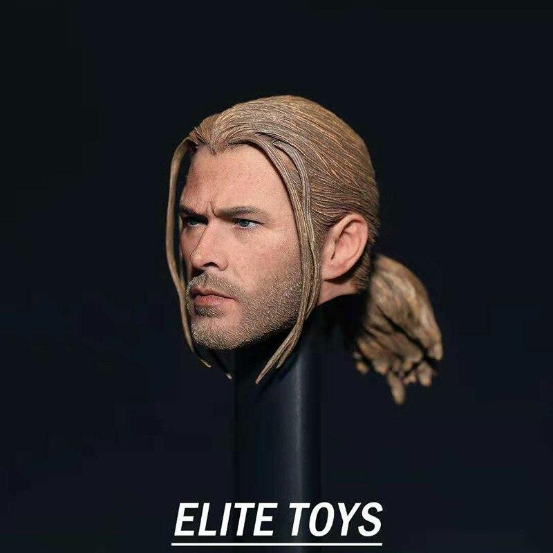 1-6-scale-male-head-1-6-the-font-b-avengers-b-font-thor-braid-head-sculpt-model-pvc-head-model-toys-fit-12-action-figure-body