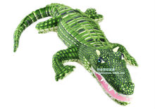 New Arrival 180cm stuffed animals Simulation Crocodile Plush Toys Cushion Pillow Men's Large soft toys for adult Christmas gifts