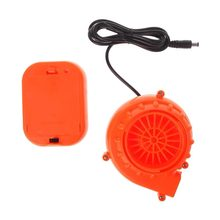 Electric Mini Fan Blower for Doll Mascot Head Inflatable Costume 6V Powered by AA Dry Battery(China)