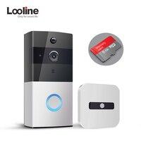 Wifi Doorbell Camera Wifi Video Intercom Interfone For Home Intercom Doorphone Door Viewer Camera Video Door