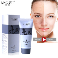 Skin Pigmentation Treatment Face Whitening Facial Mask Dark Spots Reduction Freckle Removal Bleaching Cream 40g