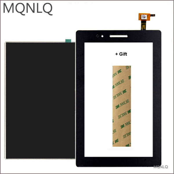 For Lenovo Tab 3 710 Touch Screen LCD Essential Tab3 TB3 710F 710L 710i Front Glass Digitizer Display Panel 7.0  MQNLQFor Lenovo Tab 3 710 Touch Screen LCD Essential Tab3 TB3 710F 710L 710i Front Glass Digitizer Display Panel 7.0  MQNLQ