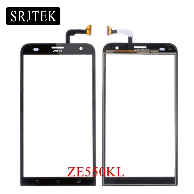 Touch Screen Digitizer For Asus Zenfone 2 Laser ZE550KL ZE500KL ZE551ML ZE550ML Glass Sensor Replacement Parts High Qualit