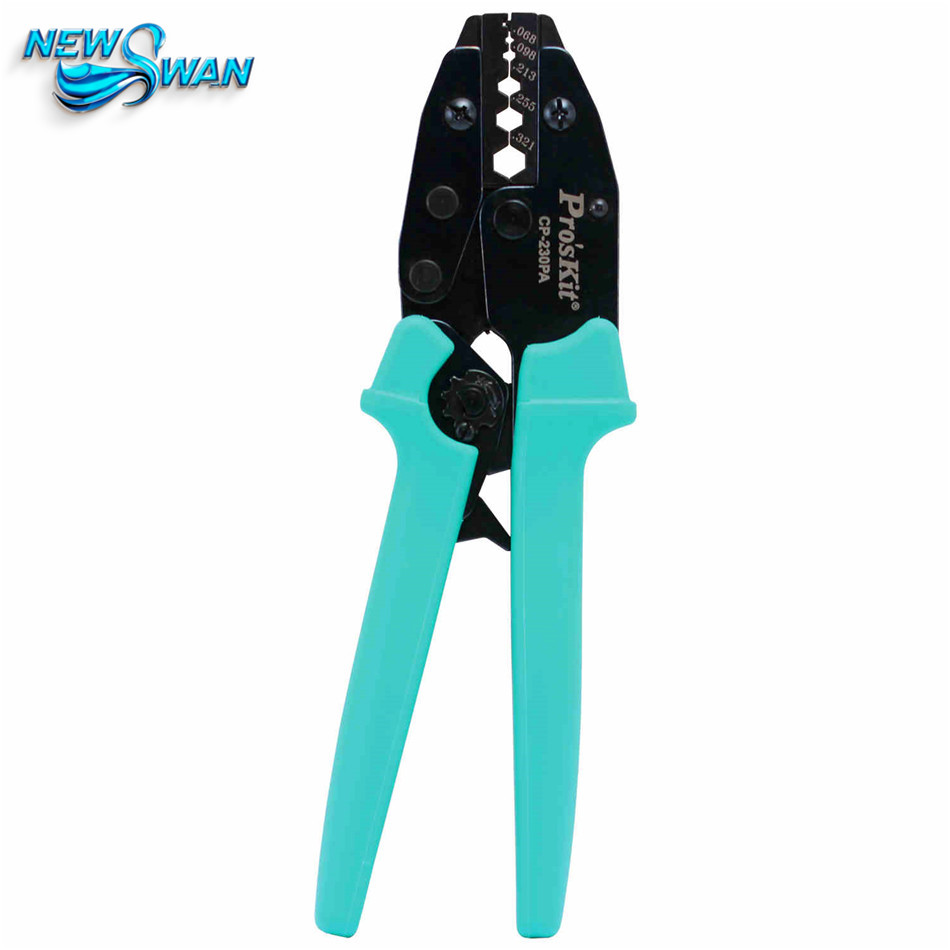все цены на Medium Carbon Steel Coax Connectors Crimping Tool Ratchet Press Plier Hand Tools Repair Tools онлайн