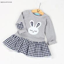Высококачественная весенняя одежда для маленьких девочек детское