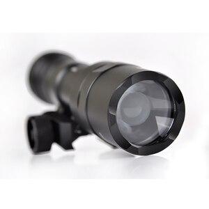 Image 5 - を要素エアガン Softair SF M300B スカウト戦術武器懐中電灯アルミ新バージョン狩猟 250LM 出力 LED EX358