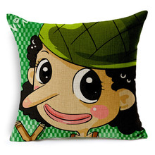Adorable One Piece Cushion Cover