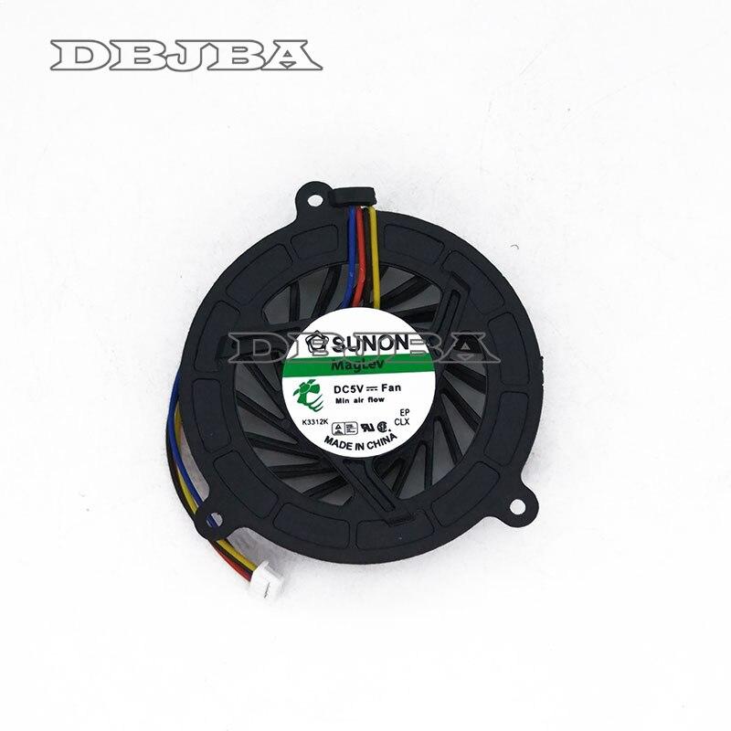 Laptop CPU Cooling Fan for ASUS M51 M51V M51K M51S M51Q M51T M51S GC056015VH-A 4 PIN