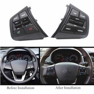 Image 4 - 현대 ix25 (creta) 용 PUFEITE 1.6L 2.0L 스티어링 휠 크루즈 컨트롤 버튼 원격 볼륨 버튼 스위치 자동차 액세서리