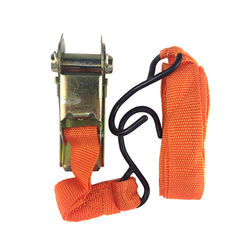 2 Pcs Endless Ratchet Strap Tie Downs High Strength Multipurpose Durable Load Cargo CSL88 image