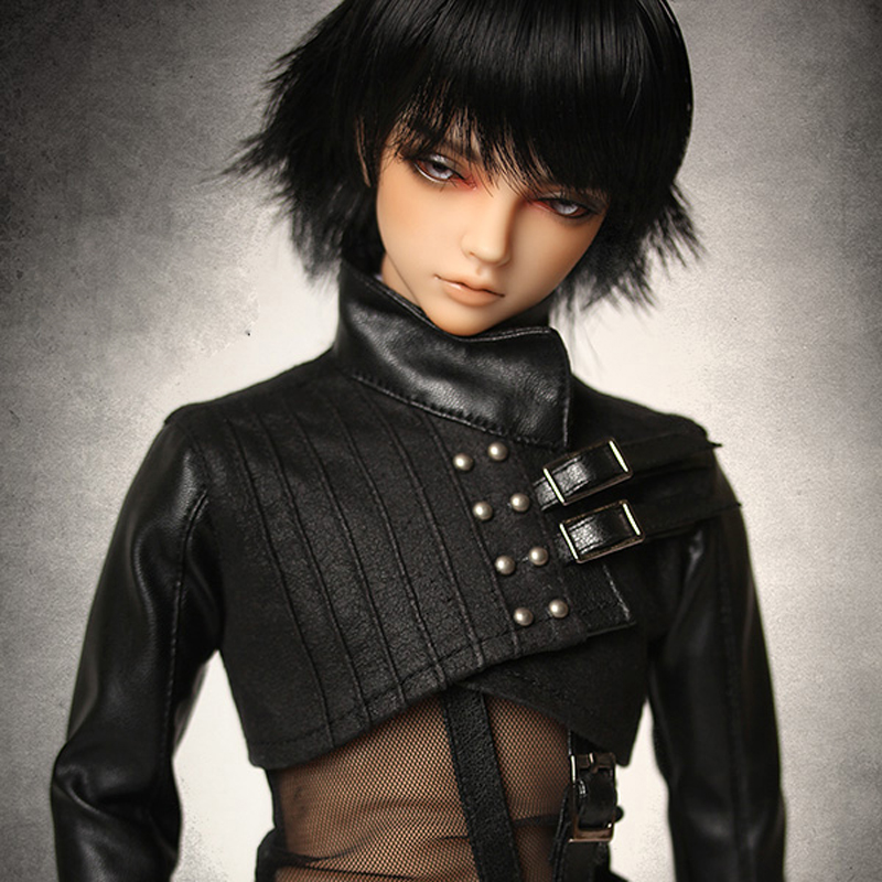 Free Shipping New Arrival 1/4 BJD Doll BJD/SD Daniels Cool Doll For Baby Girl Birthday Gift Present