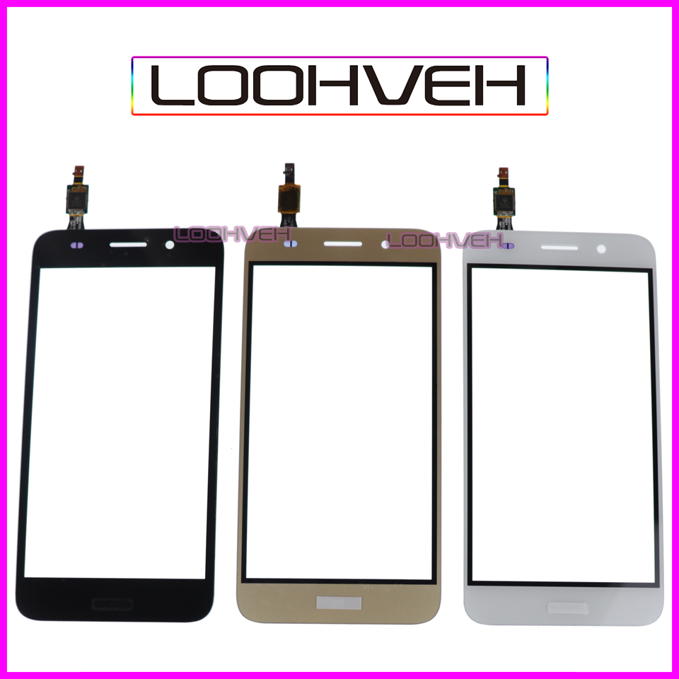 5.0 For Huawei Y3 2017 CRO-U00 CRO-L02 CRO-L22 Touch Screen Digitizer Front Glass Lens Sensor Panel High Quality