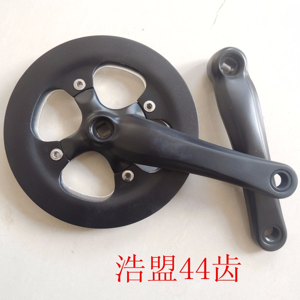original Prowhheel high end durable forging aluminum alloy 44T 170mm chain wheel bicycle crankset