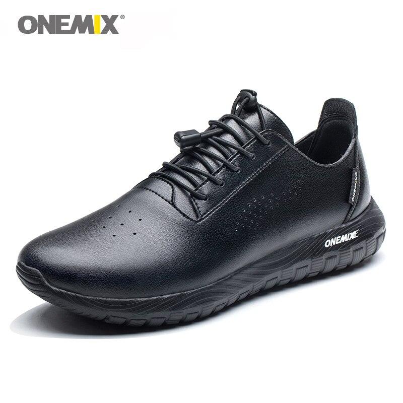 Мужские кроссовки ONEMIX, повседневные кроссовки из мягкой микрофибры, светильник, спортивная обувь, унисекс