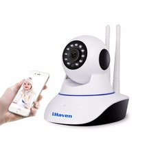 iHaven Smart font b Home b font font b Security b font Wifi Camera 720P HD