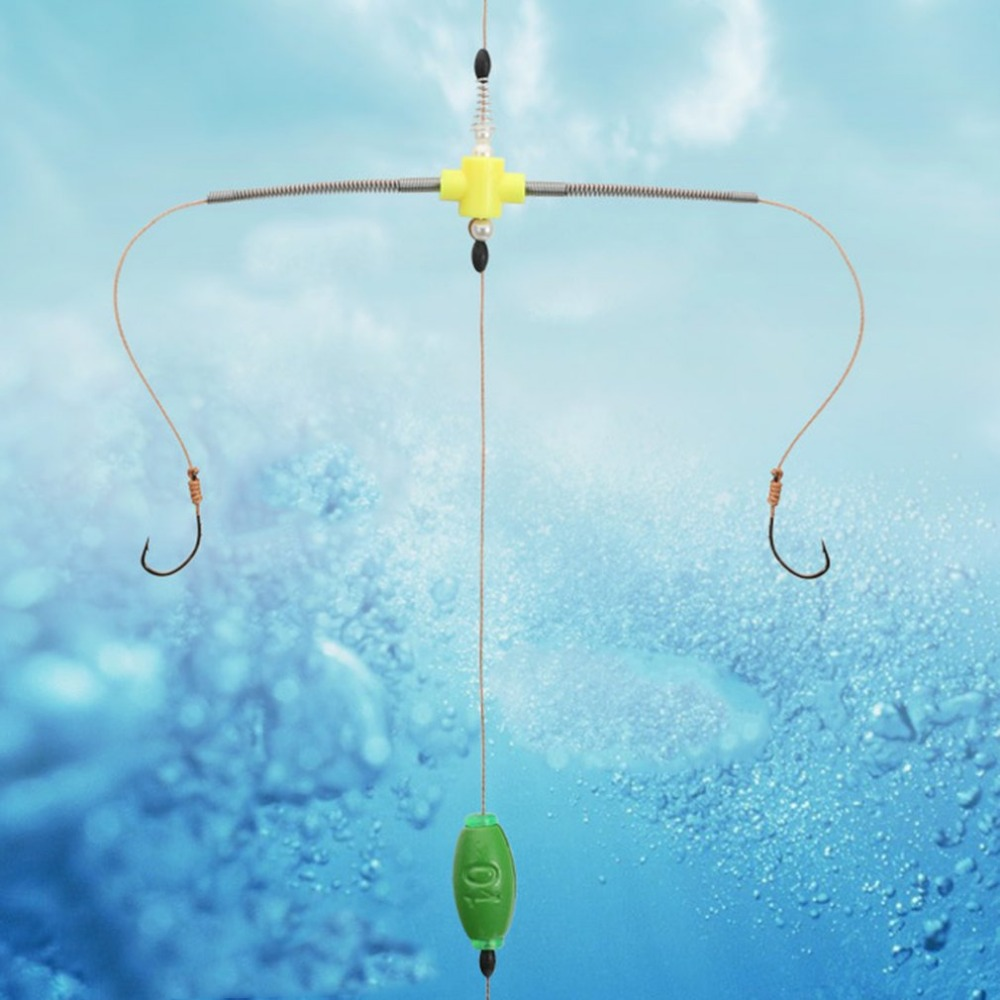 2019 Automatic Fly Fishing Hook Top Speed Hook High Elasticity Lazy Person All The Waters Fishing Hooks Everying For Fishing