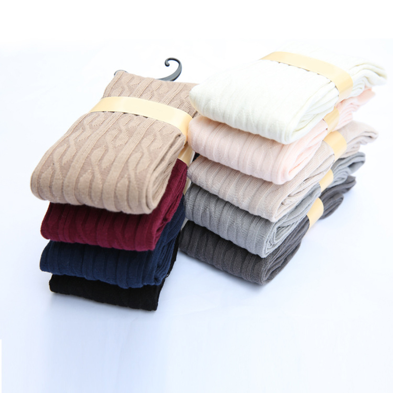 10 Color Autumn And Winter Boutique Cotton Gaotong Socks Knee Socks Fashion Casual Lady Girls Women Socks Free Shipping