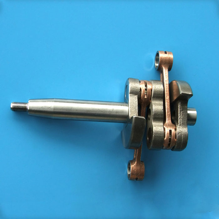 DLE111 Crankshaft Connecting Rod xuankun 150 qs150t 3 scooter crankshaft connecting rod crankshaft bearing crank